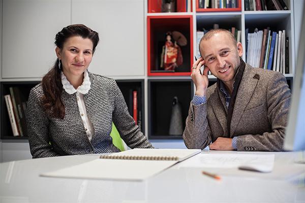 Татьяна Антипова и Максим Максименко